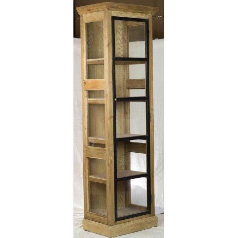 Armoire une porte industrielle | www.cosy-home-design.fr