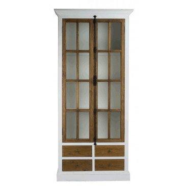 Armoire vitrée Laval | www.cosy-home-design.fr