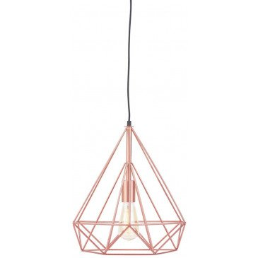 Suspension fer cuivre Anvers  | www.cosy-home-design.fr