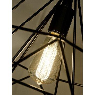 Suspension fer noir Anvers  | www.cosy-home-design.fr