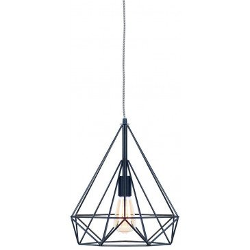 Suspension fer noir Anvers  | www.cosy-home-design.fr
