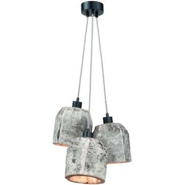 Suspension 3 abat-jours Eagle  | www.cosy-home-design.fr