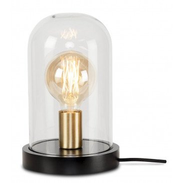 Lampe cloche ronde Boston  | www.cosy-home-design.fr