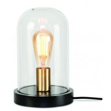 Lampe cloche ronde Boston  | www.cosy-home-design.fr
