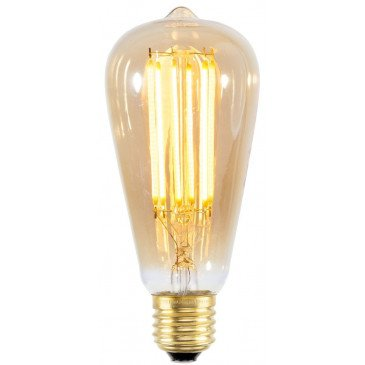 Lampe LED long model filament Goldline | www.cosy-home-design.fr