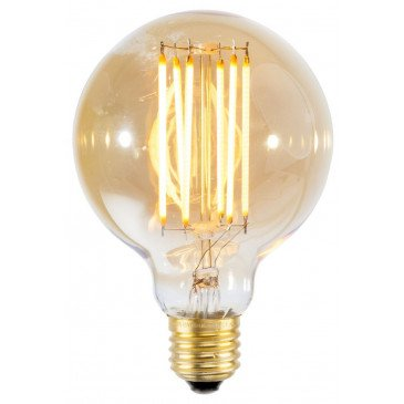 Lampe LED globe S filament Goldline | www.cosy-home-design.fr