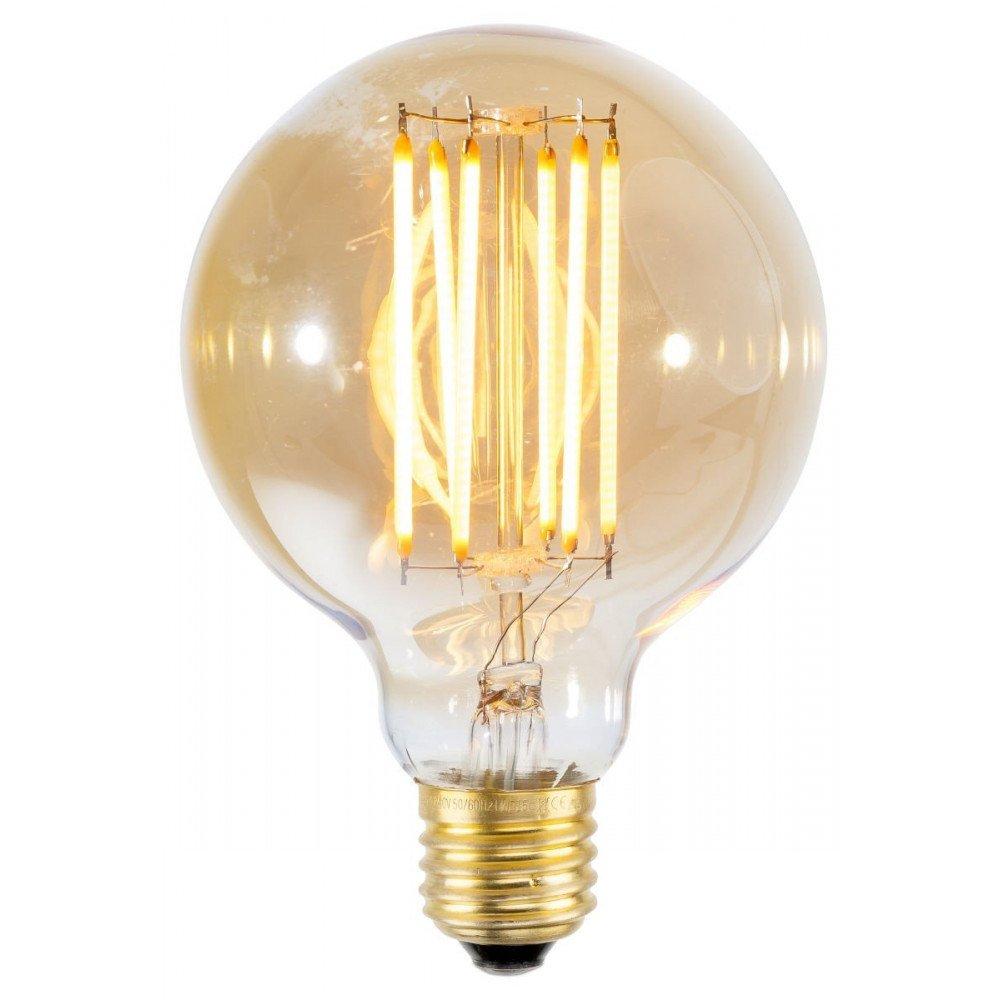 Lampe LED globe S filament Goldline | www.cosy-home-design.fr