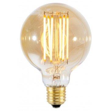 Lampe LED globe L filament Goldline | www.cosy-home-design.fr