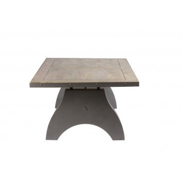 Table basse industrielle Reno | www.cosy-home-design.fr