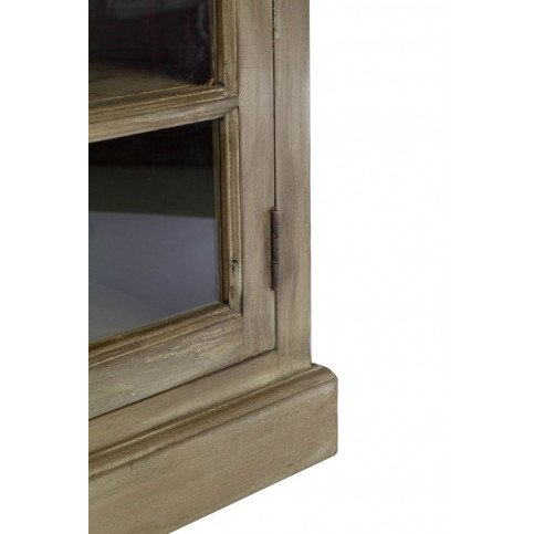Vitrine une porte Bruz   www.cosy-home-design.fr