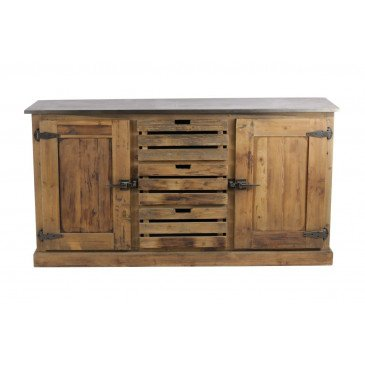Enfilade Industrielle Perry | www.cosy-home-design.fr