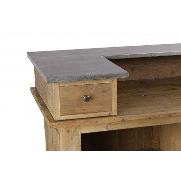 Comptoir Industriel | www.cosy-home-design.fr