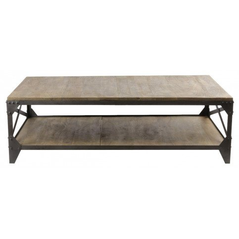 Table basse industrielle Détroit   www.cosy-home-design.fr