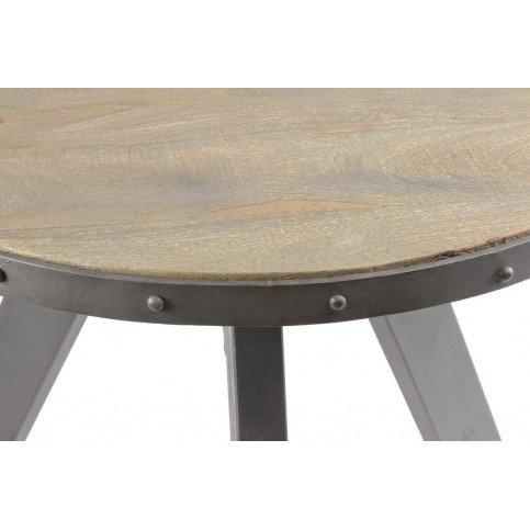 Table à café industrielle Newcastle    www.cosy-home-design.fr