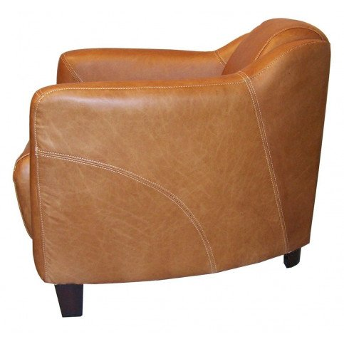 Fauteuil Colombia en cuir Milord | www.cosy-home-design.fr