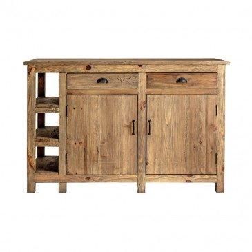 Buffet bois de pin Emillen | www.cosy-home-design.fr