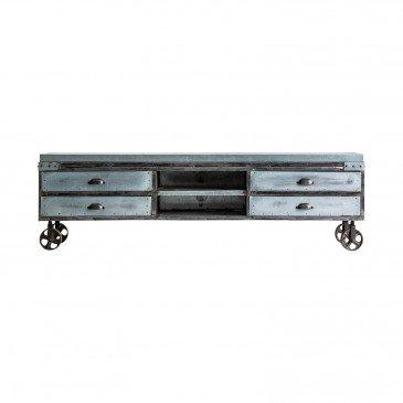 Meuble TV industriel Olympe  | www.cosy-home-design.fr