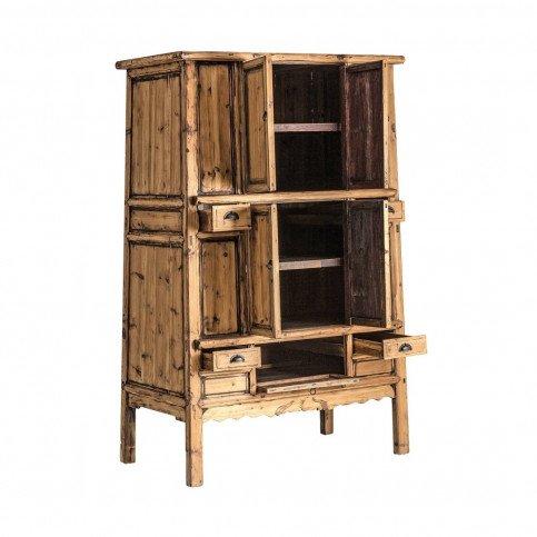 Armoire en Bois Massif Tumak   www.cosy-home-design.fr