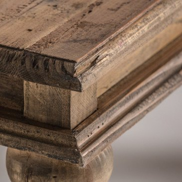 Table basse orientale Qavvor | www.cosy-home-design.fr