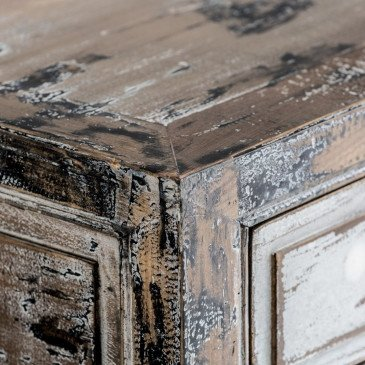 Buffet blanc cassé Enescan   www.cosy-home-design.fr