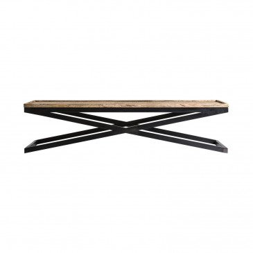 Table basse industrielle Wijy | www.cosy-home-design.fr