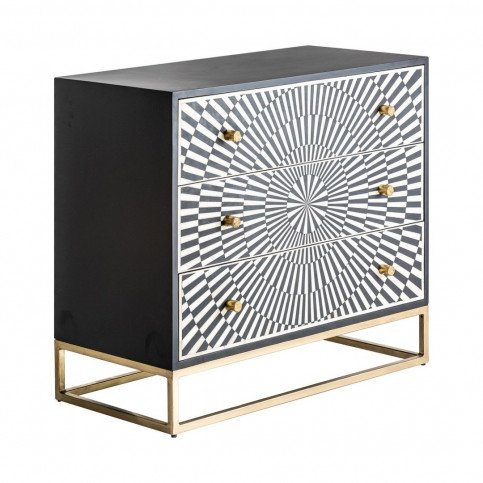 Commode Rust | www.cosy-home-design.fr