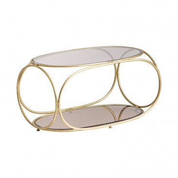 Table basse Art déco Jorze | www.cosy-home-design.fr