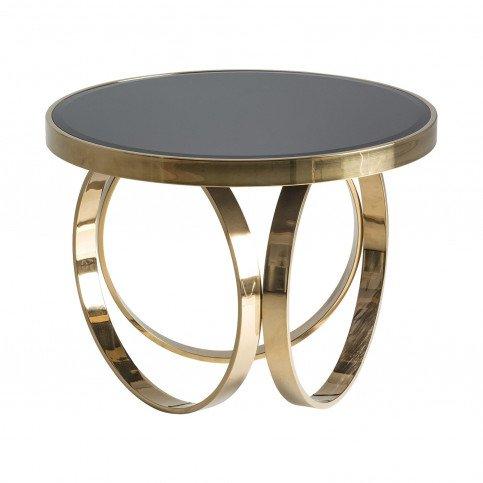 Table basse dorée Omida   www.cosy-home-design.fr