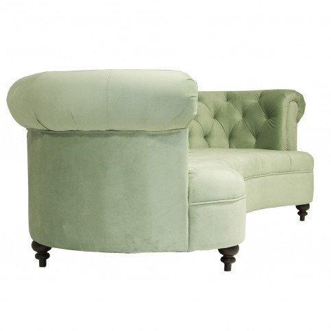 Canapé vert Xabi | www.cosy-home-design.fr