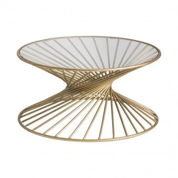 Table basse tourbillon Rufino | www.cosy-home-design.fr