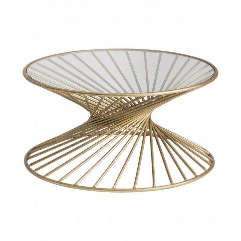 Table basse tourbillon Rufino | www.cosy-home-design.fr