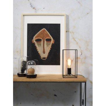 Lampe en Fer Noir Anvers  | www.cosy-home-design.fr