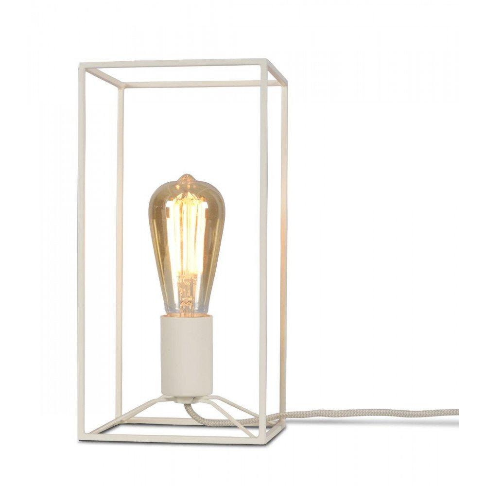 Lampe en Fer Blanc Anvers  | www.cosy-home-design.fr