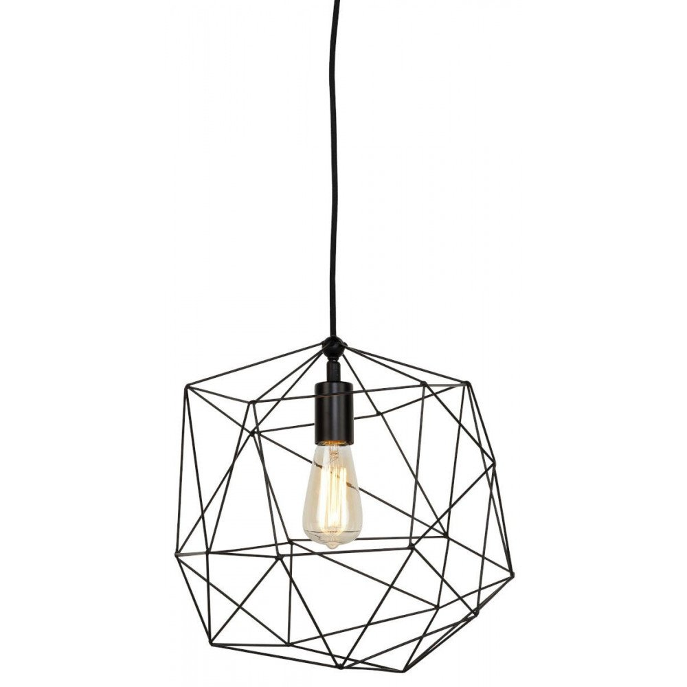 Suspension en Fer Noir COPENHAGEN  | www.cosy-home-design.fr