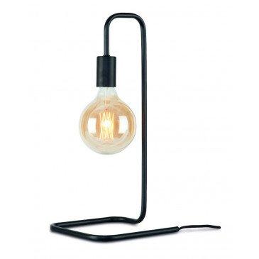 Lampe en Fer Noir LONDON  | www.cosy-home-design.fr