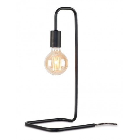 Lampe en Fer Noir LONDON  | www.cosy-home-design.fr