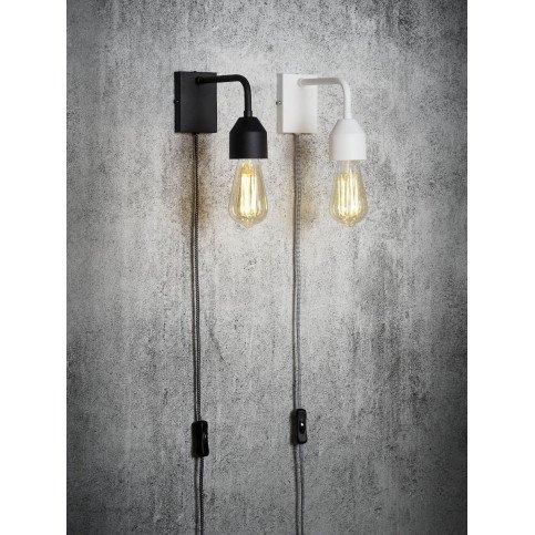 Applique en Fer Noir MADRID S | www.cosy-home-design.fr