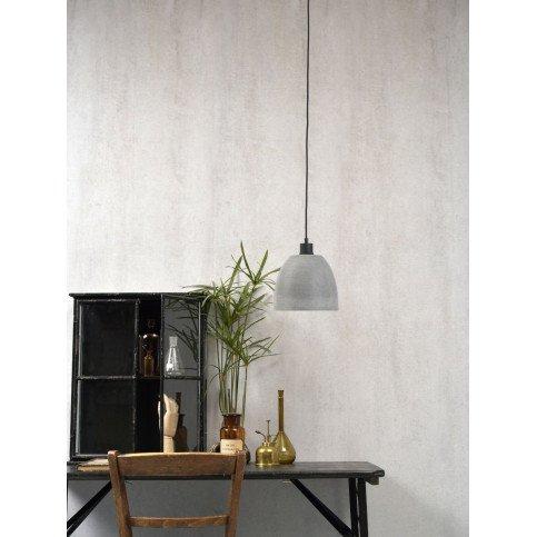 Suspension en Béton Gris MALAGA S   www.cosy-home-design.fr