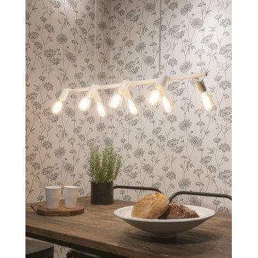 Suspension en Fer Blanc MIAMI  | www.cosy-home-design.fr