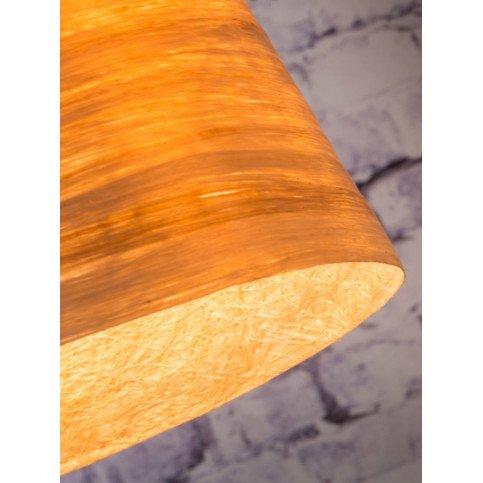 Suspension en Abaca Naturel Solo SAHARA M | www.cosy-home-design.fr