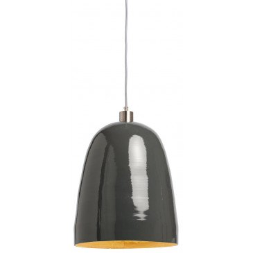 Suspension en Bambou Gris et naturel SAIGON  | www.cosy-home-design.fr
