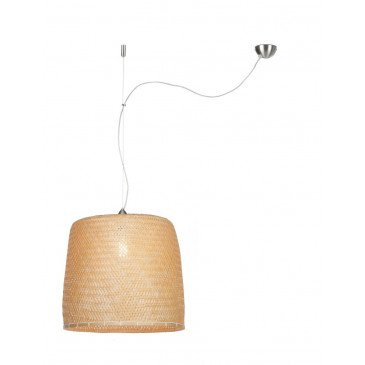Suspension en Bambou Naturel Solo SERENGETI  | www.cosy-home-design.fr