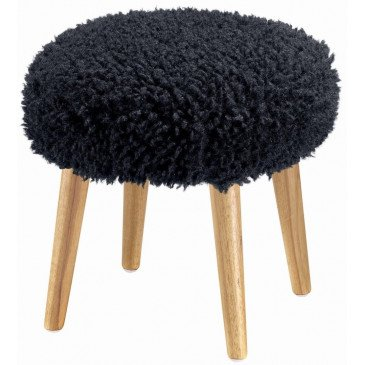 Housse de Tabouret Dolly Ombre | www.cosy-home-design.fr
