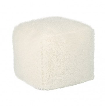 Pouf Dolly Neige | www.cosy-home-design.fr