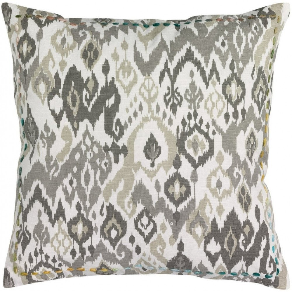 Housse De Coussin Anime Samir Mineral 45 | www.cosy-home-design.fr