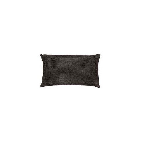 Housse de Coussin Stonewashed Maia Carbone 50 | www.cosy-home-design.fr