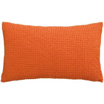 Housse de Coussin Stonewashed Maia Clementine 50 | www.cosy-home-design.fr
