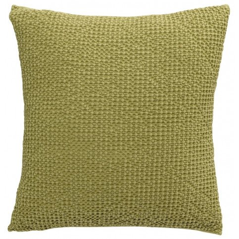 Housse de Coussin Stonewashed Maia Matcha 45 | www.cosy-home-design.fr