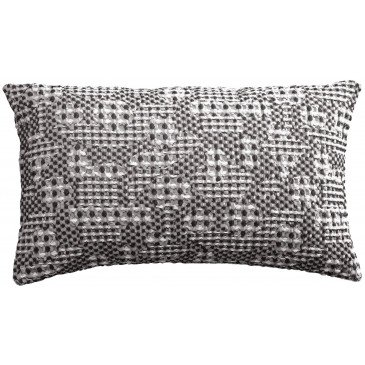 Housse de Coussin Stonewashed Talin Tonnerre 50 | www.cosy-home-design.fr