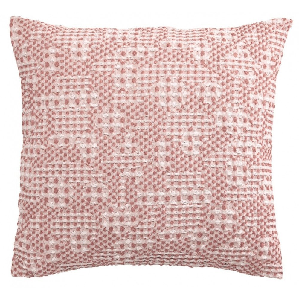 Housse de Coussin Stonewashed Talin Blush 45 | www.cosy-home-design.fr